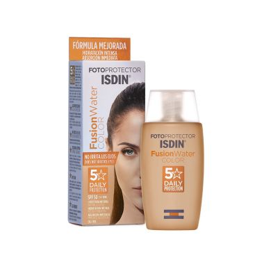 Fotoprotector Isdin Fusion Water Color 50+ X 50Ml