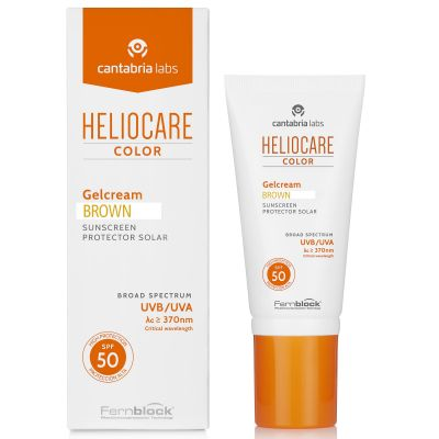 Heliocare Gelcrema Brown X50 Ml