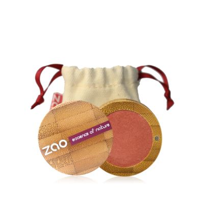 Zao Sombra Ojos Pearly Eyeshadow 119 Coral Rose